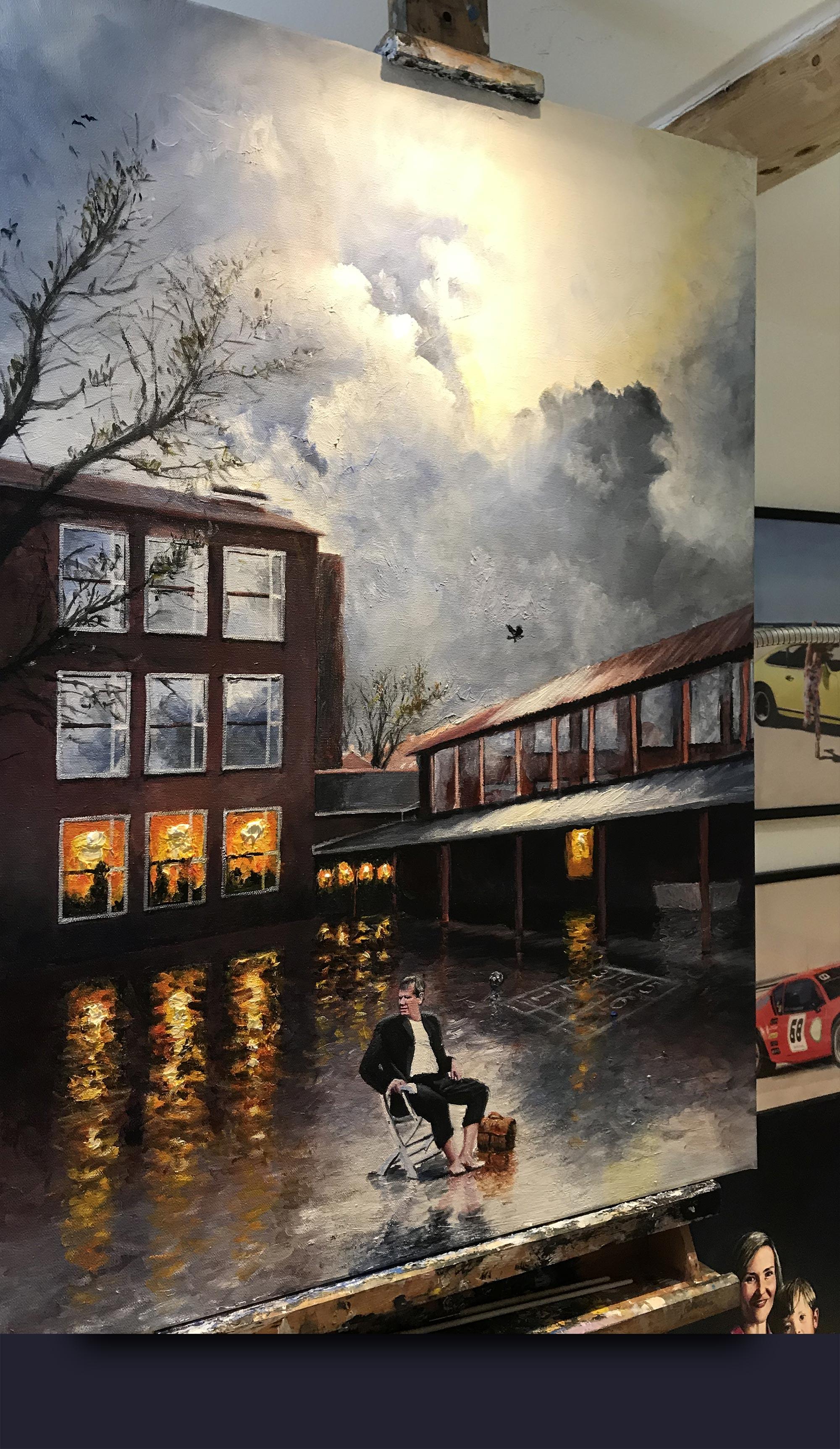 Gerbrandskolen by Jonas Linell